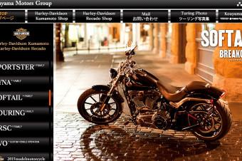 Arrival Notice / Harley Davidson KUMAMOTO