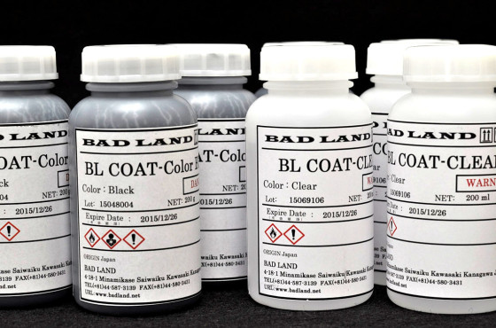 BL COAT / High-Heat Resistant Coating