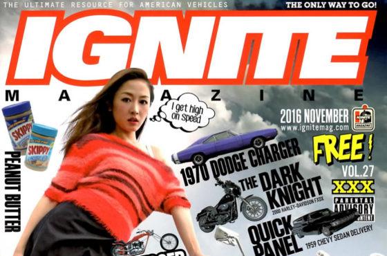 IGNITE MAGAZINE Vol.27