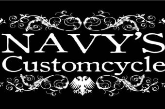 Arrival Notice / NAVY'S Custom Cycle