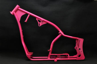 Frame,Swing Arm Powder Coating / Harley Davidson