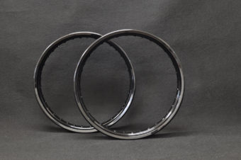 Wheel Rim Powder Coating / YAMAHA