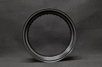 Wheel Rim Powder Coating / Harley Davidson