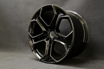 Wheel Powder Coating / Lamborghini