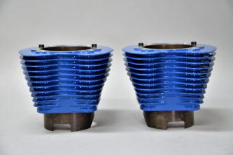 Cylinder Powder Coating / Harley Davidson