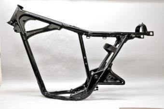 Frame,Swing Arm Powder Coating / HONDA