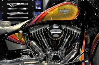 Cylinder,Head Powder Coating / Harley Davidson