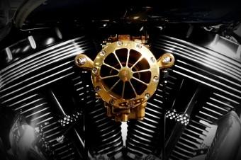 Air Cleaner Case & Carburetor  Powder Coating / Harley Davidson