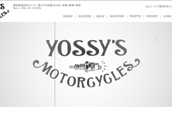 Arrival Notice / YOSSY'S Motorcycles