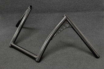 Handle Bar Powder Coating / Harley Davidson