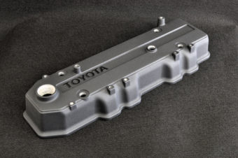 Valve Cover Powder Coating / TOYOTA