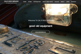 Arrival Notice / CAL'S ROD SERVICE
