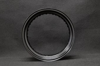 Wheel Rim Powder Coating / Harley Davidson