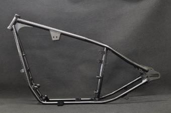 Rigid Frame Powder Coating / Harley Davidson
