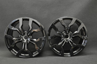 Wheel Powder Coating / Audi