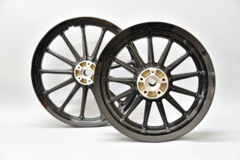 Wheel Powder Coating / Harley Davidson