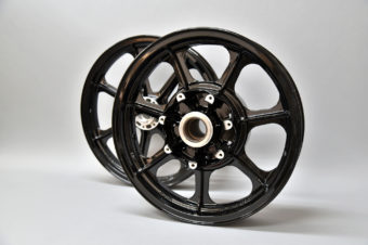 Wheel Powder Coating / KAWASAKI