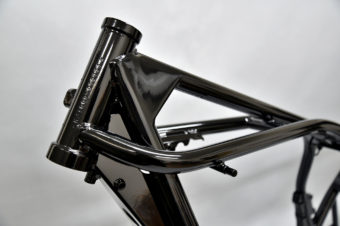 Frame,Triple Tree Powder Coating / KAWASAKI