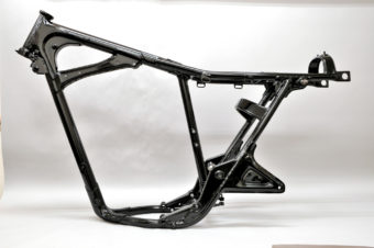 Frame,Swing Arm Powder Coating / HONDA