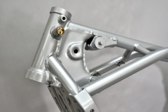 Frame Powder Coating / Suzuki
