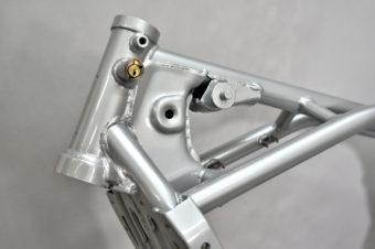 Frame Powder Coating / Suzuki